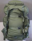 Сумка транспортна універсальна Combat black (ta90-olive), фото 10