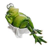 """Статуетка """"Жаба у ванній"""" MN - 55"""