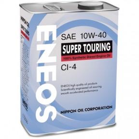 Моторне масло ENEOS CI-4 10W-40 4лит.