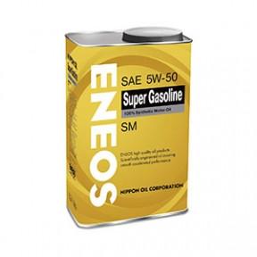 Моторное масло ENEOS SM 5W-50, 0.94л.