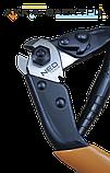 Кусачки для резки арматуры и стального троса NEO Tools (01-512), фото 2
