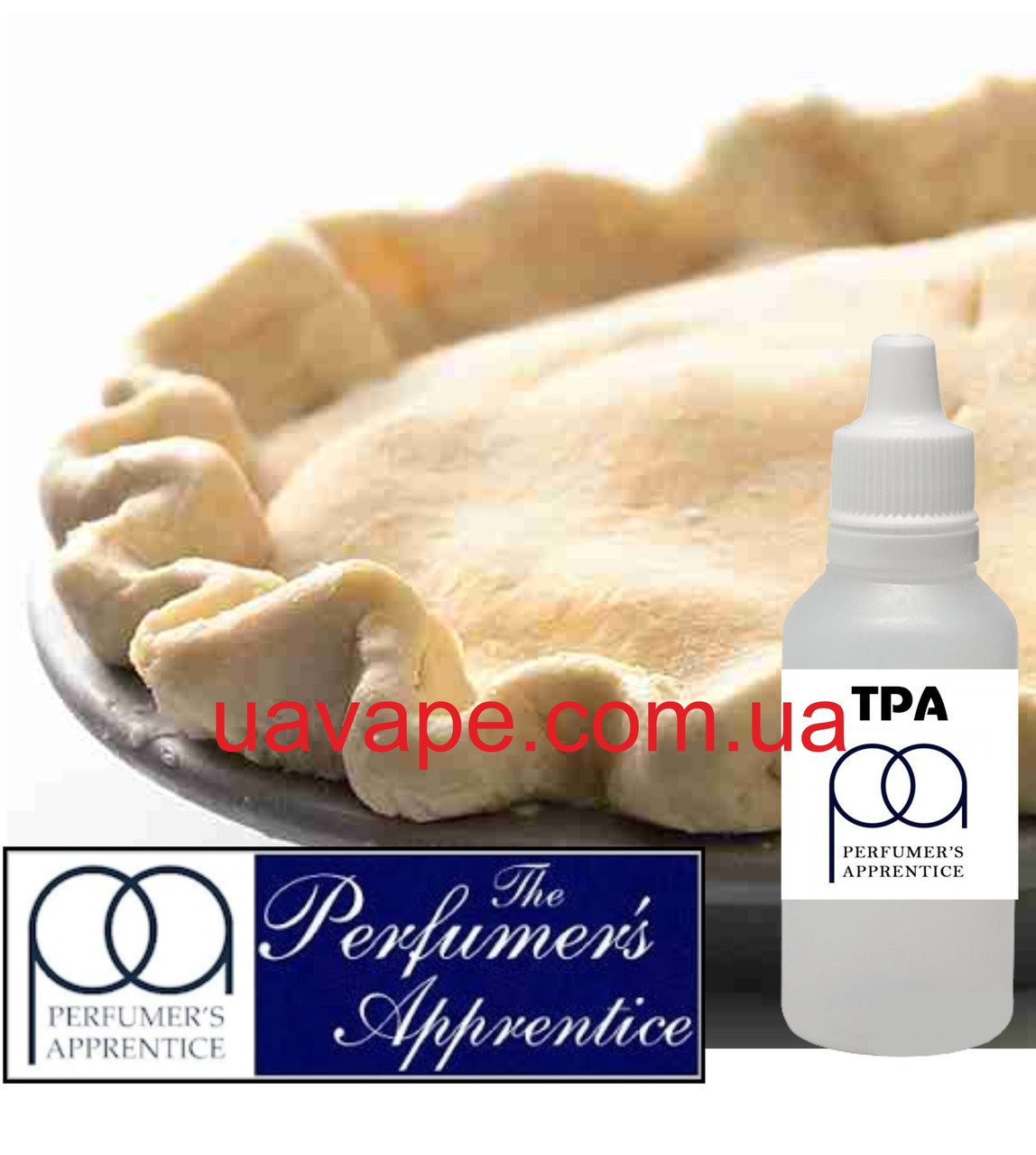 Ароматизатор TPA Pie Crust Flavor ТПА Корка пирога, 100 мл