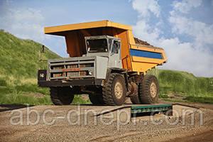Весы автомобильные для БелАЗов (весы карьерные), фото 1