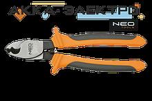Кабелерез для мідного і алюмінієвого кабелю NEO Tools (01-513)