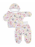 Ясельный комплект для новорожденного мальчика или девочки с начесом