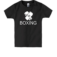 Наклейка на тканину Boxing (ціна за розмір 17х20 см)