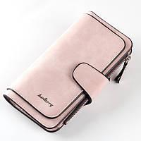 Женский кошелек Baellerry Forever N2345 Pink, портмоне цвет пудра. Оригинал