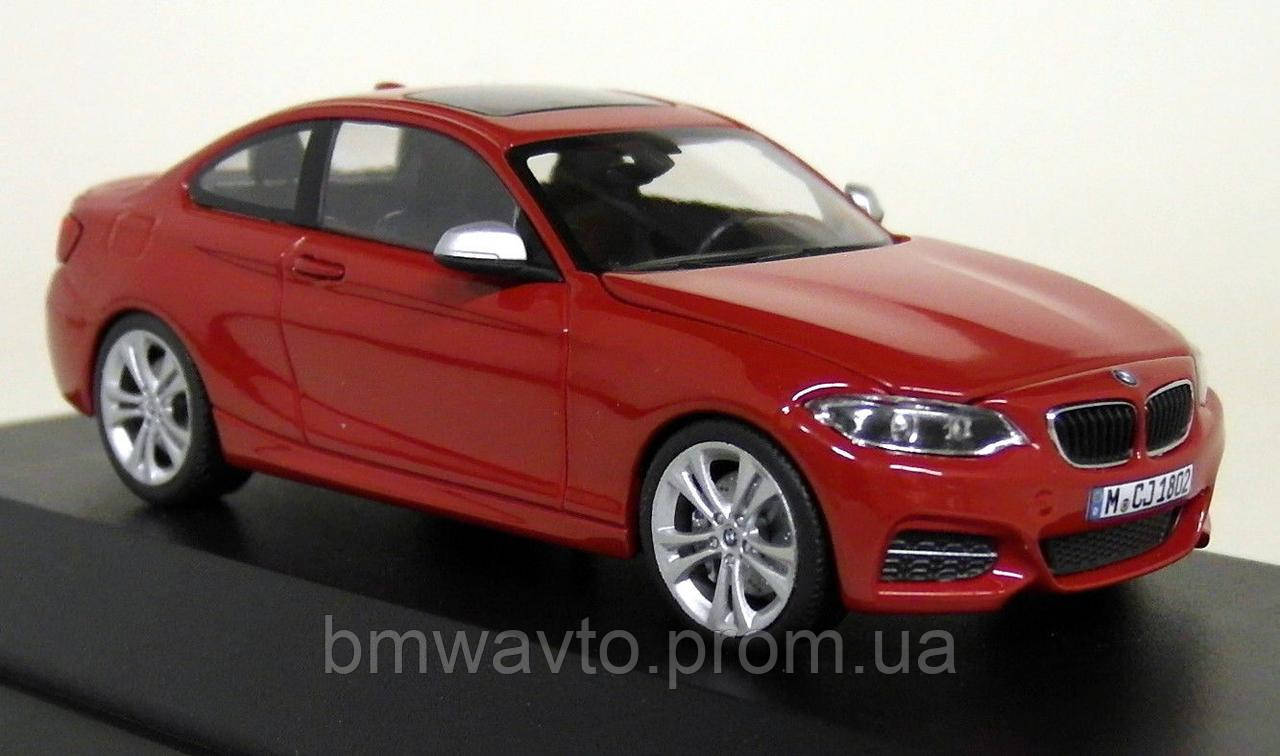 Модель автомобиля BMW 2 серии Купе (F22)