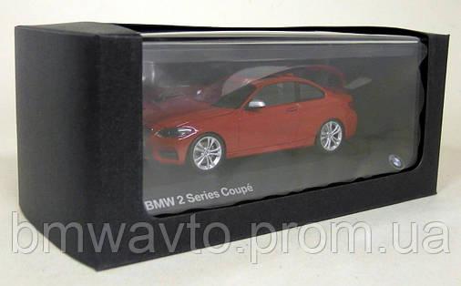 Модель автомобиля BMW 2 серии Купе (F22), фото 2