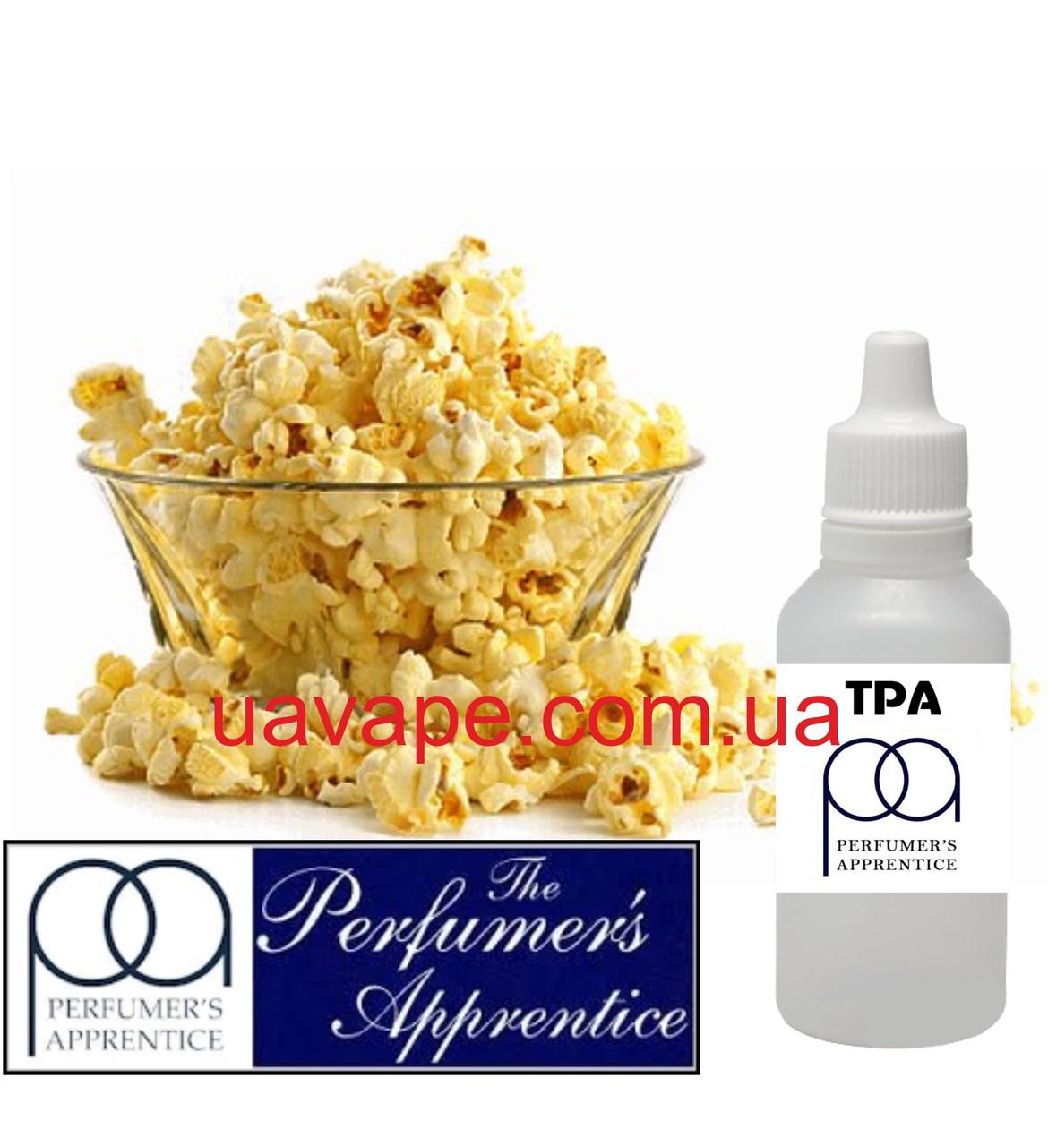Ароматизатор TPA Popcorn Flavor ТПА Попкорн, 10 мл