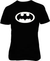 Наклейка на одежду для термопереноса Batman (цена за размер 15х25 см)