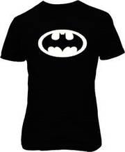 Наклейка на ткань Batman (цена за размер 12х20 см)