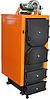 Универсальный котел на твердом топливе длительного горения ДОНТЕРМ КОТ-10Т (на дровах и угле)