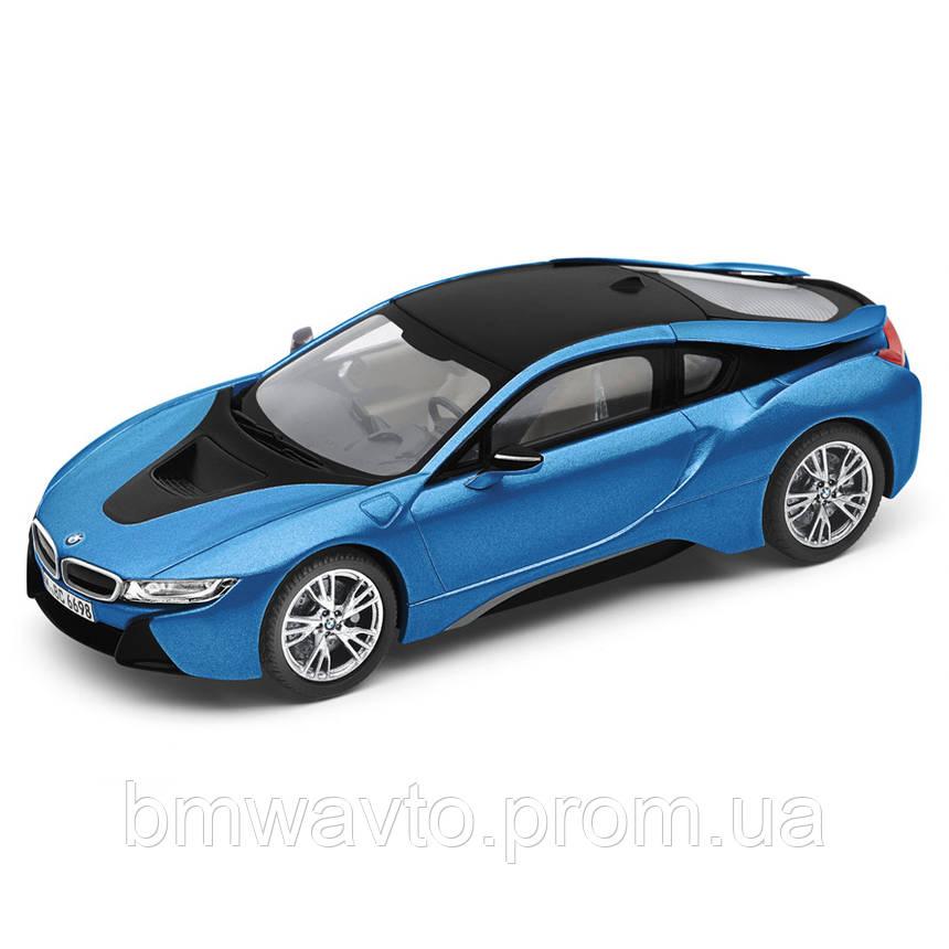 Модель автомобиля BMW i8 (i12), 1:43 scale, фото 2