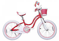 Велосипед Royal Baby Stargirl Steel 18 Розовый