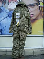 Новая уставная всесезонная форма украинской армии (куртка - парка с капюшоном + штаны) без утеплител