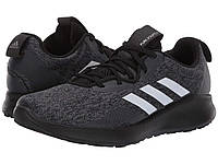 Кроссовки Кеды (Оригинал) adidas Running Purebounce+ Street Core Black Tech  Silver Metallic 16d249b3a1a