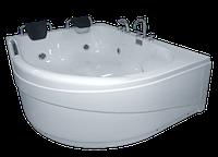Ванна акриловая CRW с гидромассажем CZI24L