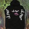 Толстовка Lil Peep  худи| Lil Peep Girl| Живые фото - Фото
