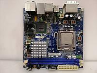Материнская плата INTEL DG45FC mini-ITX DDR2, фото 1