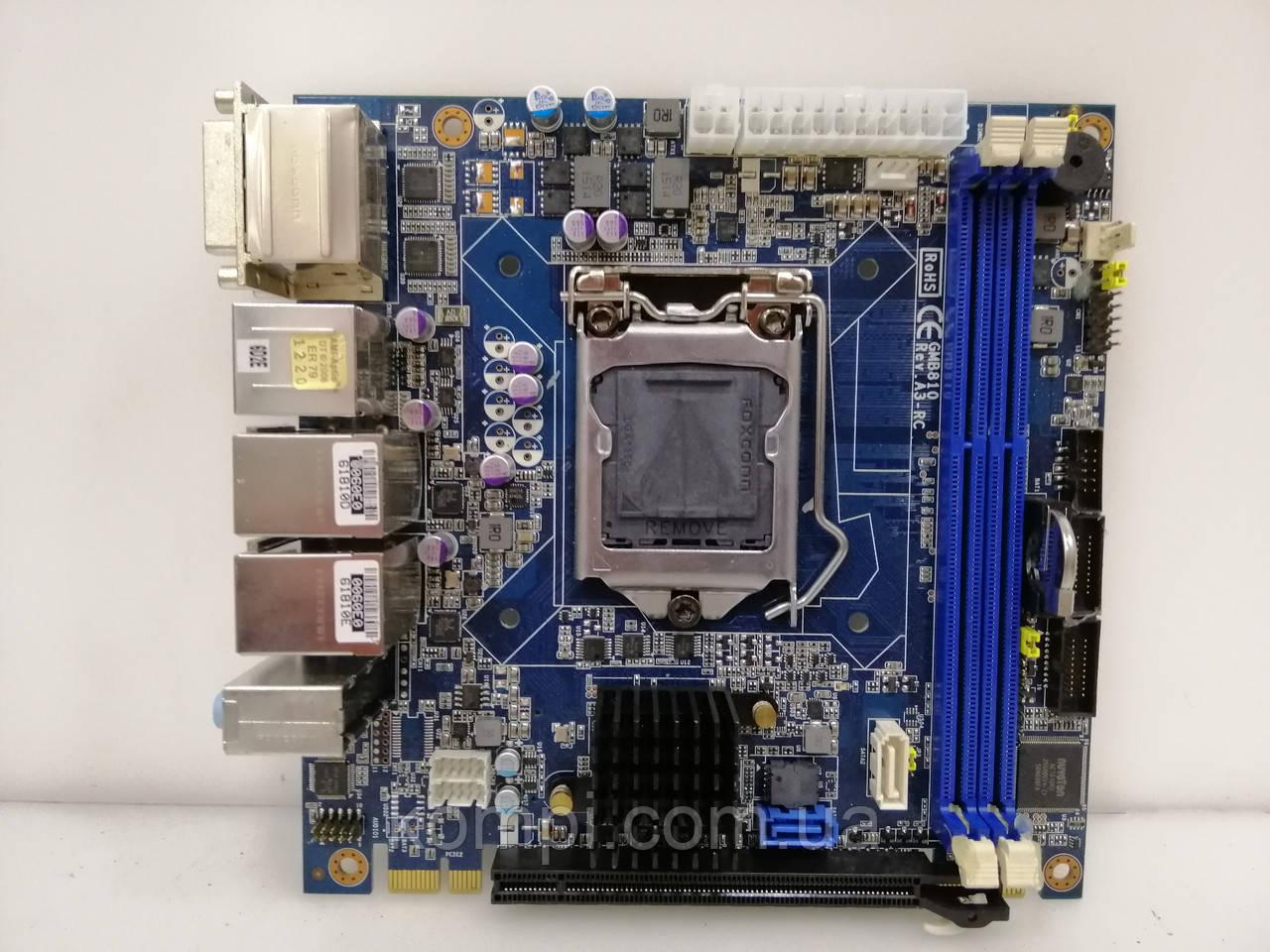 Материнская плата Intel GMB810 mini-ITX DDR3 s1150