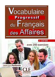 Vocabulaire Progressif du Français des Affaires 2e Édition Intermédiaire Livre avec CD audio