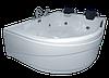 Ванна акриловая CRW с гидромассажем CZI24R