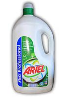 Гель для стирки Ariel concentrate 3,5л для белого белья