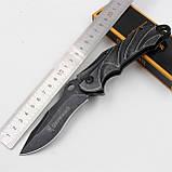 Нож складной Browning B49, клипса на пояс, аннодированое покрытие, складные ножи, фото 2