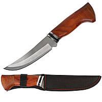 Охотничий нож Columbia A3171, с чехлом, нескладные ножи, ножи для охоты, фото 1