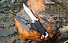 Нож для дайвинга A07, чехол с креплением на ремень и автофиксатором, ножи для подводной охоты
