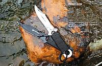 Нож для дайвинга A07, чехол с креплением на ремень и автофиксатором, ножи для подводной охоты, фото 1