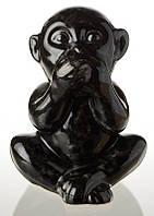 Декор ZD9464M78-6 Cheung-Tai ETERNA Обезьяна чорная молчу