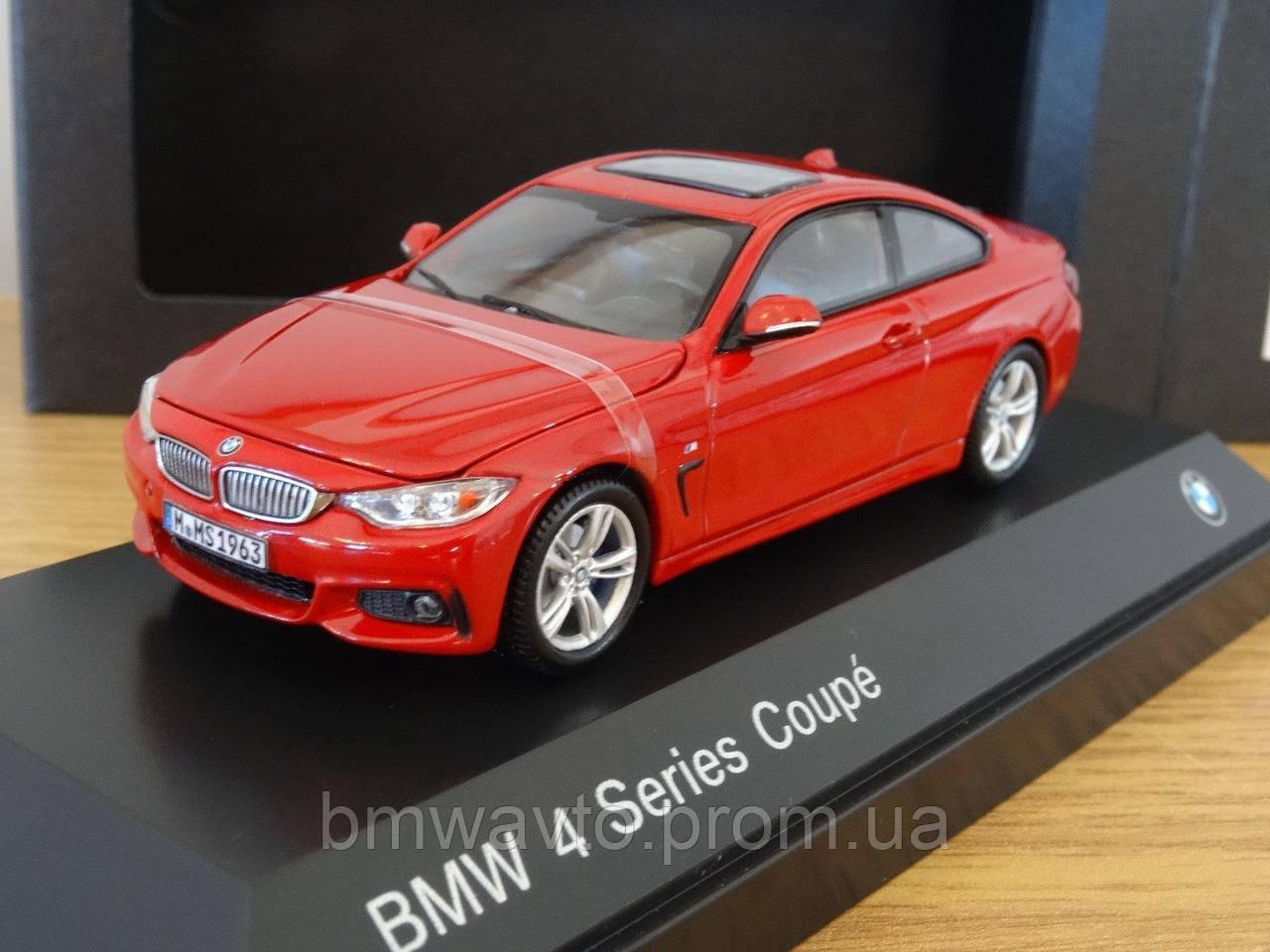 Модель автомобиля BMW 4 серии Купе (F32) Снята с производства!