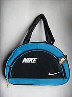 Сумка женская спортивная синяя., фото 1