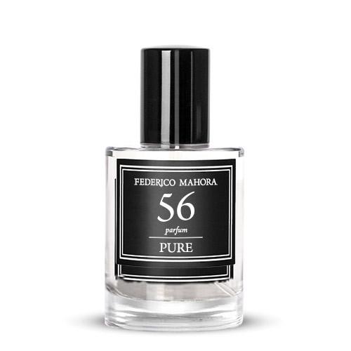 FM 56 Pure 30 мл Мужские духи Аромат Christian Dior Fahrenheit (Диор Фаренгейт) Parfum FMGroup