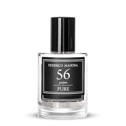 FM 56 Pure 30 мл Мужские духи Аромат Christian Dior Fahrenheit (Диор  Фаренгейт) Parfum FMGroup e3f9d4015068a