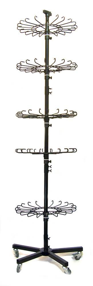 Витрина для бижутерии и брелоков (187х48х48 см)
