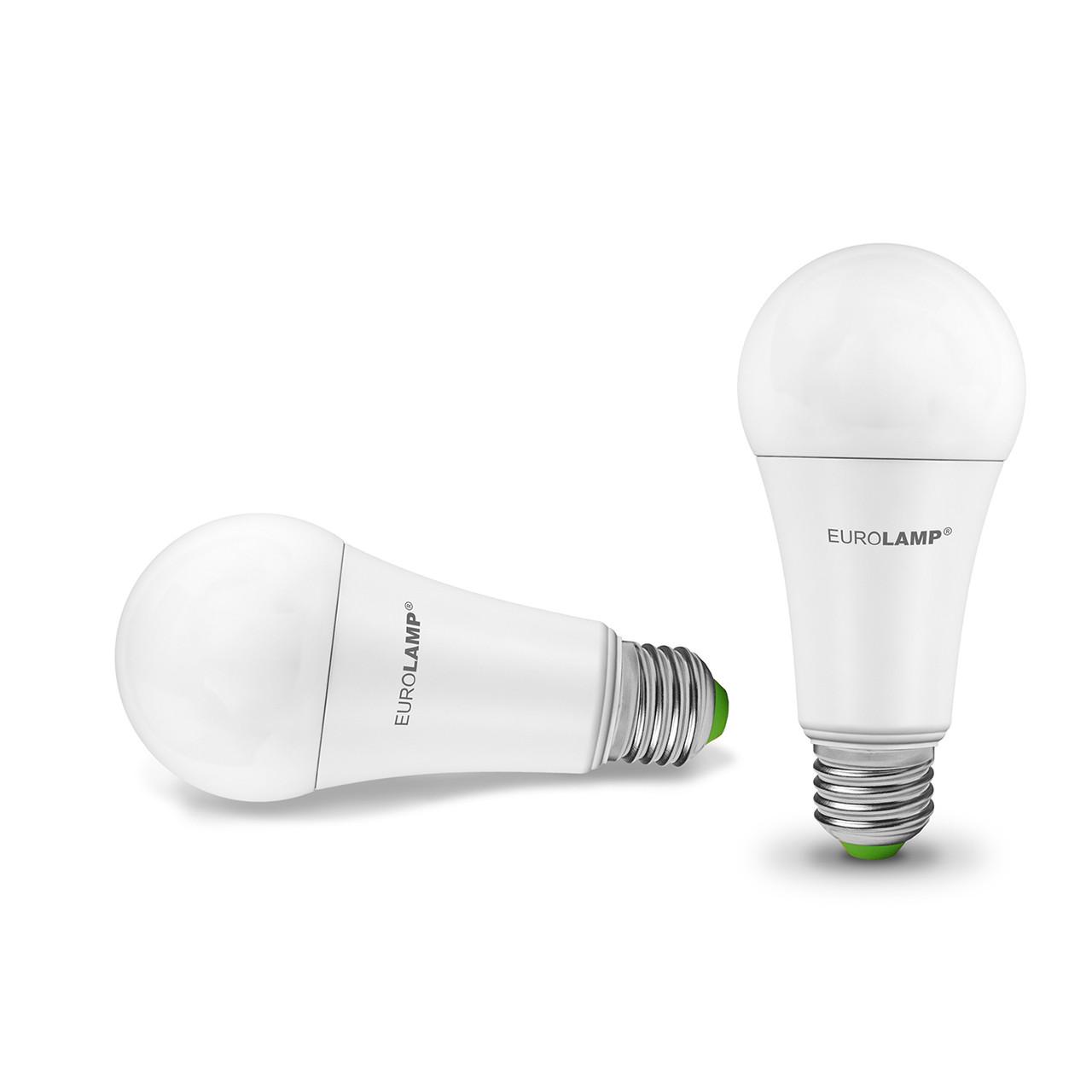 EUROLAMP LED Лампа ЕКО А75 20W E27 3000K