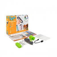 Уценка3D-ручка 3Doodler Start для детского творчества - АРХИТЕКТОР (96 стержней, шаблон, аксессуары)