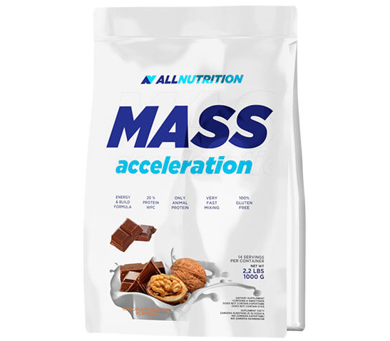 All Nutrition Mass Acceleration 1000 г