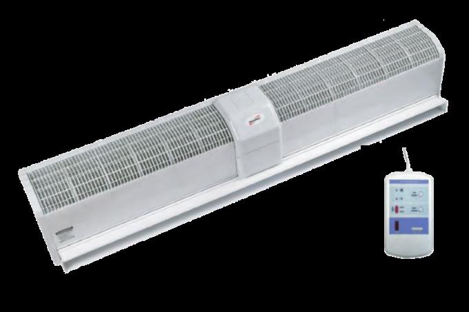 Тепловая завеса NeoClima Intellect E 38 EU (дист.упр., 18кВт, проем 2м, гориз/вертик)