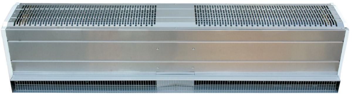Тепловая завеса модульная NeoClima Power Е 83 INOX (дист.упр., до 24кВт, проем 1м, гориз/вертик)