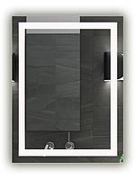 Зеркало для ванной комнаты с LED подсветкой. 700х900мм. 10ВТ, влагостойкий трансформатор, каркас пластик СД-4, фото 1