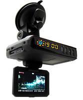 Видеорегистратор Bellfort VR37 TiRex HD с радар-детектором