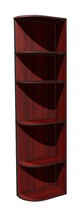 Консоль угловая для шкафа 2400х600*300
