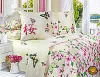Еней-Плюс Двойной постельный комплект Б0330