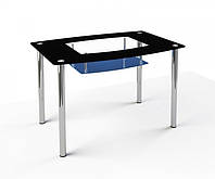 Стеклянный стол S2, фото 1