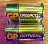 Батарейки GP Greencell 13G R20P 1.5 V