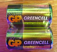 Батарейки GP Greencell 13G R20P 1.5 V, фото 1